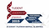 Student Leadership Symposium 2015 #SLS2015